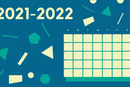 2021 22 Schedule
