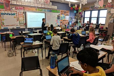 Fifth Grade History Reports Maroa Forsyth Grade School