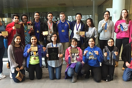 Math Team Maroa Forsyth High School