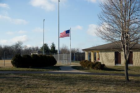 Community Flag - Forsyth, IL