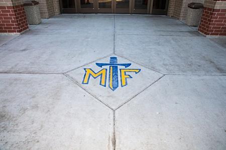 Grade School Entrance