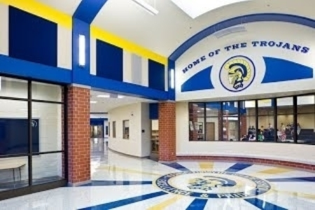 Grade School Lobby
