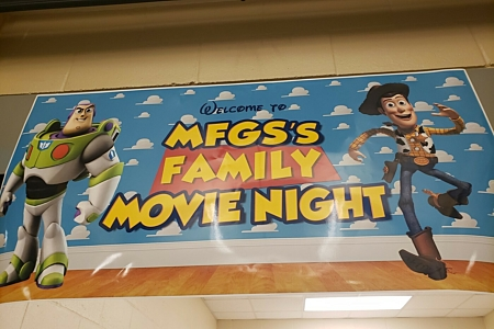 Mfgs banner movie night