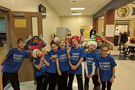 Student Council - Maroa-Forsyth Grade School