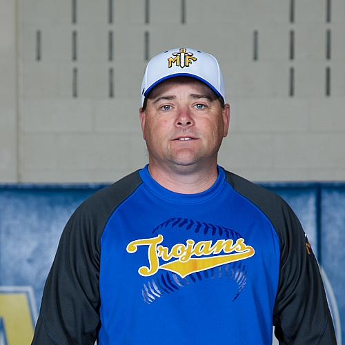 Baseball Coach Sean Martin