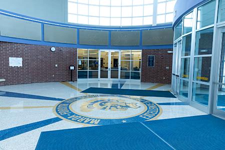 Lobby - Maroa-Forsyth High School