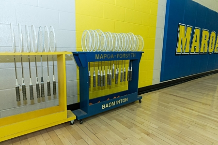 Badminton - Maroa-Forsyth High School