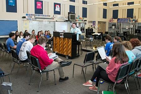 Christopher Weisenborn Music Class