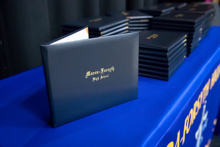 Diploma - Maroa-Forsyth High School