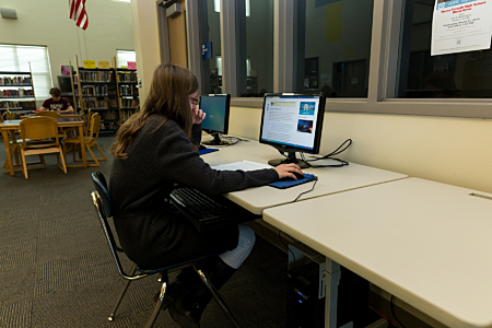 Computer - Maroa-Forsyth High School