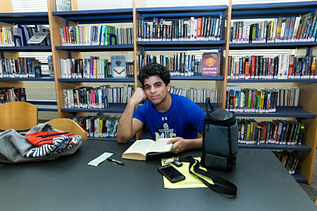 Library - Maroa-Forsyth High School