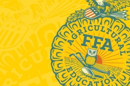 FFA Emblem - Maroa-Forsyth High School