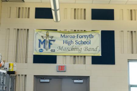 Marching Band - Maroa-Forsyth High School