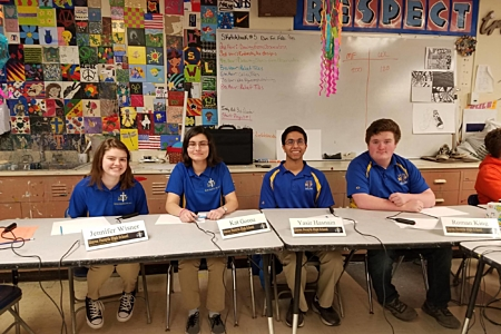 Scholastic Bowl - Maroa-Forsyth High School