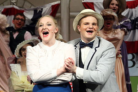 The Music Man Musical - Maroa-Forsyth High School
