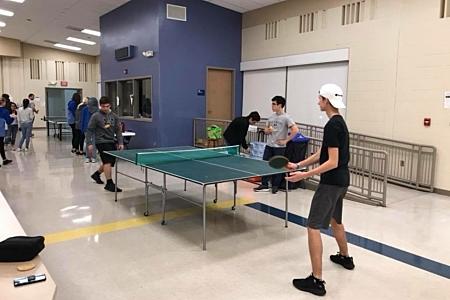 Ping Pong - Maroa-Forsyth High School