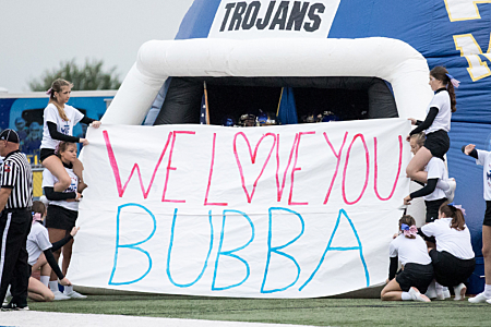 Bubba Sign