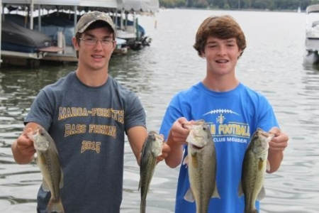 Bass Fishing - Maroa-Forsyth High School
