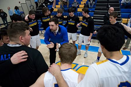 Boys' Basketball Coach - Maroa-Forsyth High School