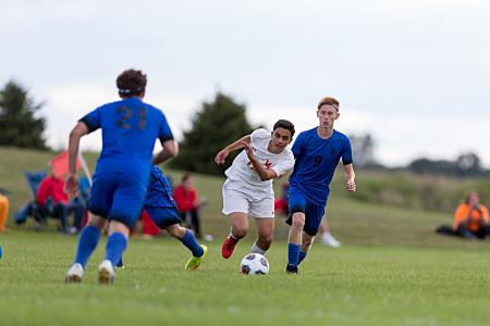 Boys Soccer - Maroa-Forsyth High School