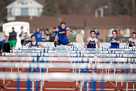 Boys Track and Field - Maroa-Forsyth High School
