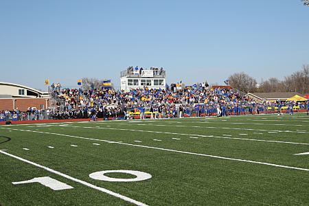 Football Field - Maroa-Forsyth High School