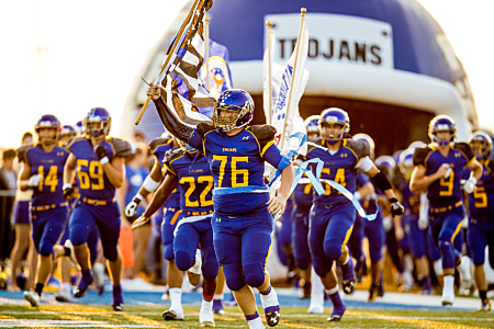 Football - Maroa-Forsyth High School