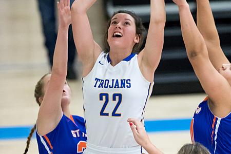 Girls' Basketball - Maroa-Forsyth High School
