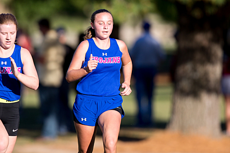 Girls' Cross Country - Maroa-Forsyth High School