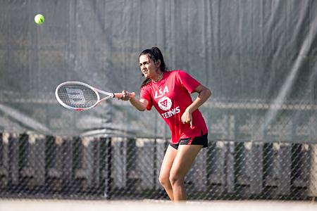 Girls Tennis - Maroa-Forsyth High School