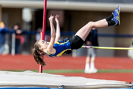 Girls' Track and Field - Maroa-Forsyth High School