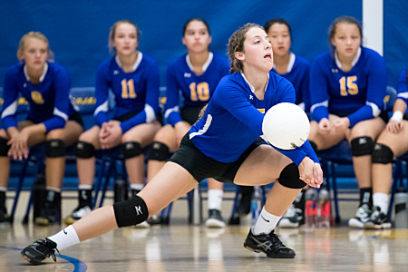 Volleyball - Maroa-Forsyth High School