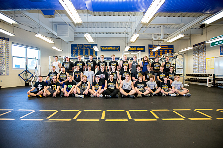 Weight Lifting Team - Maroa-Forsyth High School
