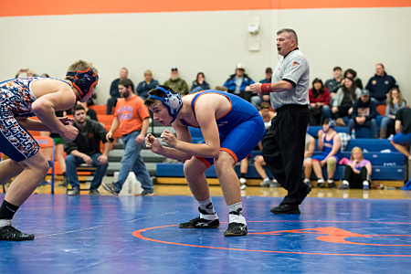 Wrestling - Maroa Forsyth High School