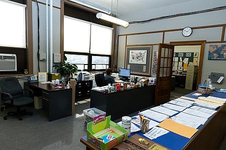 Maroa-Forsyth Middle School Office