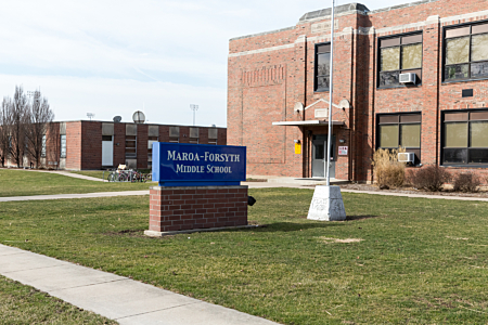 Middle School Maroa Forsyth School District