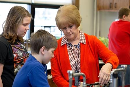 Maroa-Forsyth Middle School Science