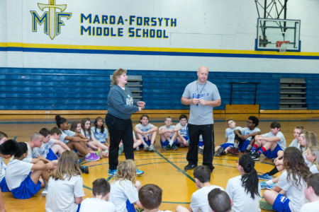 PE - Maroa-Forsyth Middle School