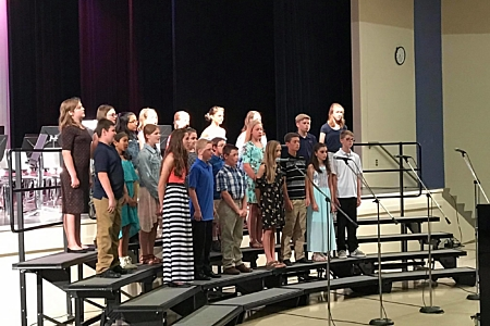 Choir - Maroa-Forsyth Middle School