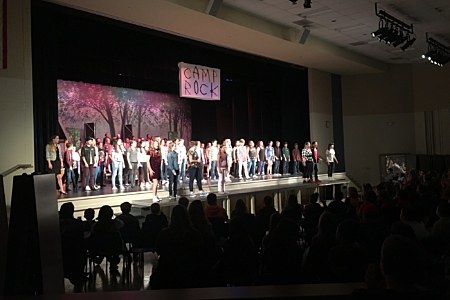 Camp Rock Musical - Maroa-Forsyth Middle School