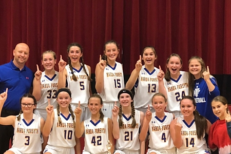 8Th Grade Okaw Girls Champs