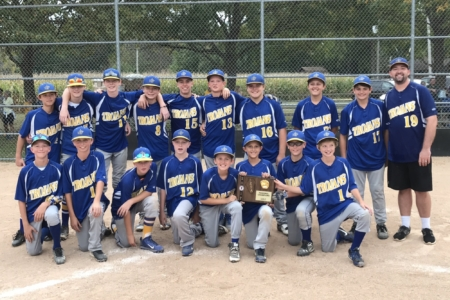 Baseball - Maroa-Forsyth Middle School