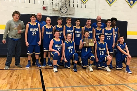 Basketball - Maroa-Forsyth Middle School