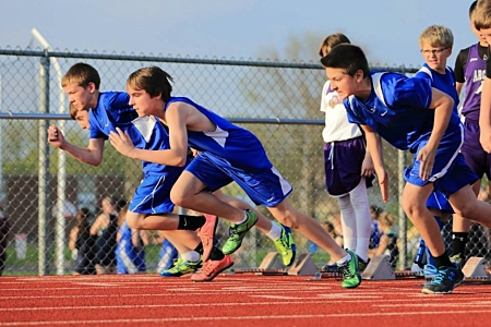 Boys' Track - Maroa-Forsyth Middle School