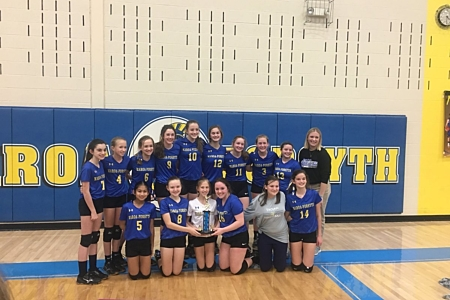 Volleyball - Maroa-Forsyth Middle School